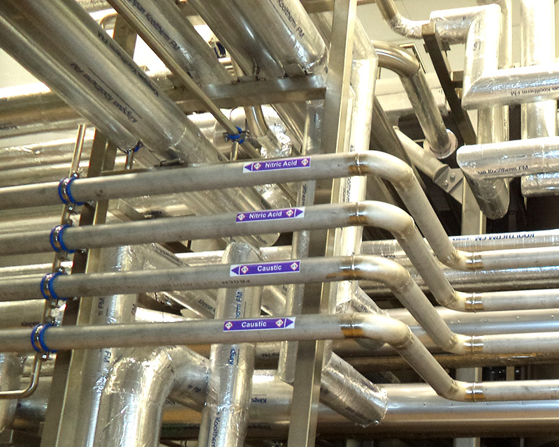 PIPEWORK FABRICATION AND INSTALLATION