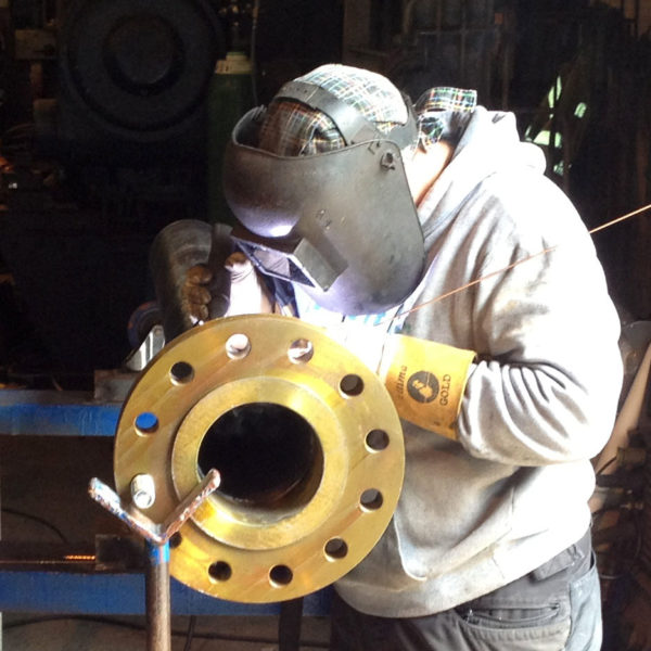 welding spool